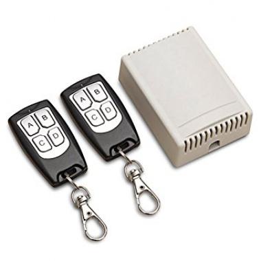 Geekcreit® 12V 4CH Channel 433Mhz Wireless Remote Control Switch