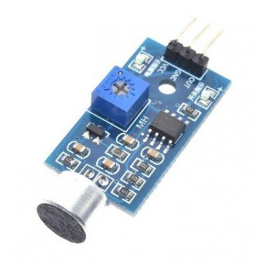 Sound Detection Sensor LM393 Chip